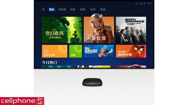 TV Box Xiaomi Mi Box 3C