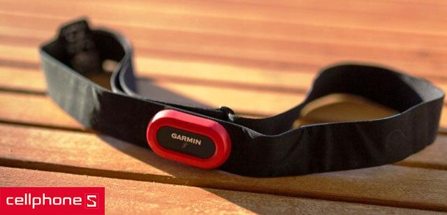 vòng đeo Garmin HRM-Run Heart Rate Monitor