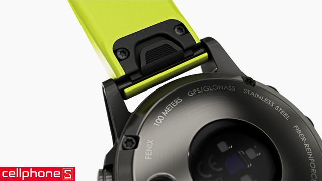 Dây đeo Garmin QuickFit 20 Silicone Band
