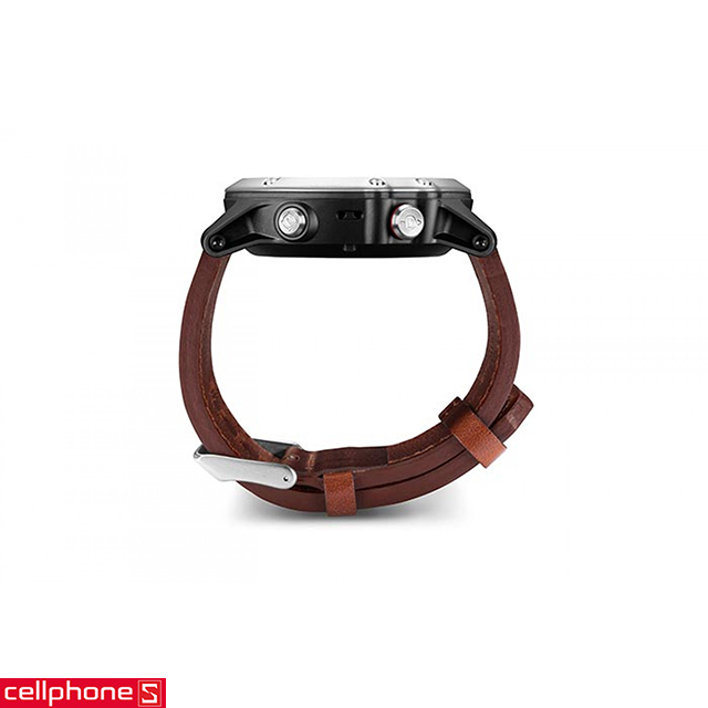 Dây đeo Garmin QuickFit 26 Leather Band