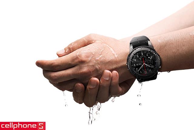 Đồng hồ Samsung Gear S3 Frontier R760 Chính hãng