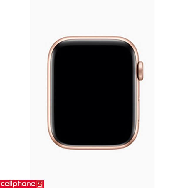 Đồng hồ thông minh Apple Watch 4 40mm (GPS) Gold Aluminum Case - Pink Sand Sport Band MU682 Chính hãng (VN/A)