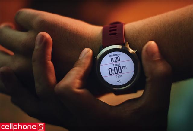 Đồng hồ thông minh Garmin Forerunner 645 Music