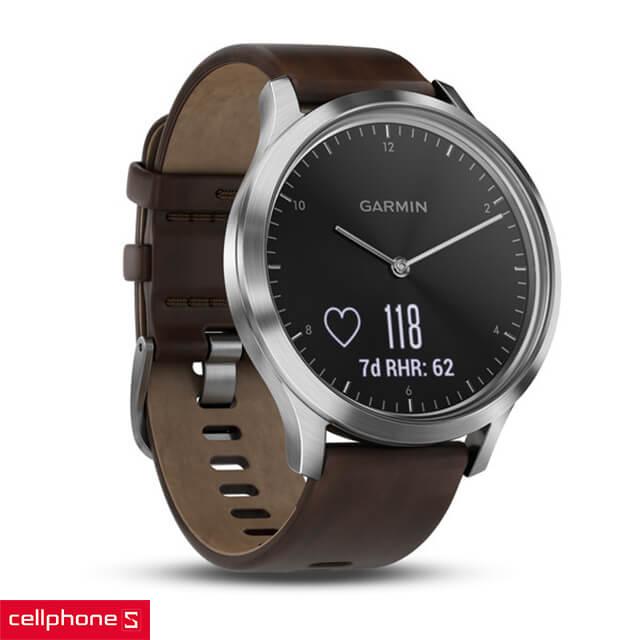đồng hồ thông minh Garmin vivomove HR Premium Large