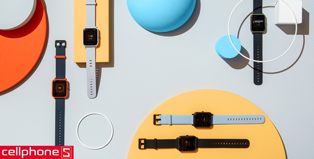 Đồng hồ thông minh Xiaomi Amazfit Bip Smart Watch Youth Edition