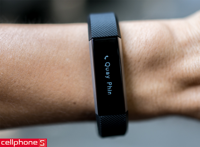Vòng tay thông minh Fitbit Alta Small