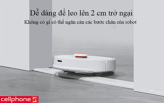 Máy hút bụi Xiaomi MiJia Roborock Robot Vacuum Cleaner 2