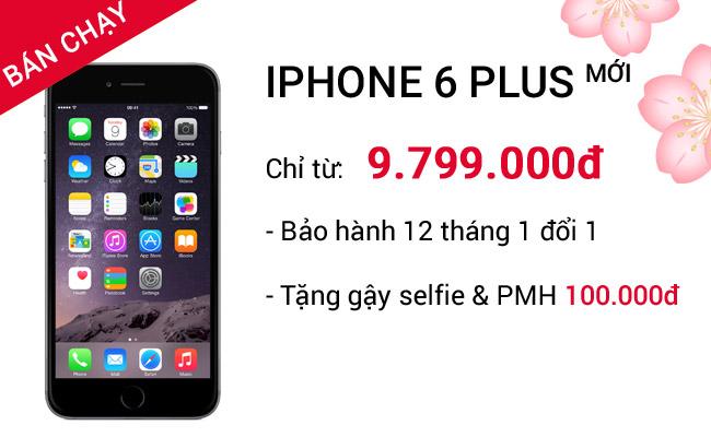 Giá Apple iPhone 6 6 PLUS GB CPO tại CellphoneS