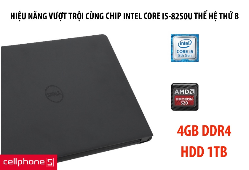 Sforum - Latest technology information page dell-inspiron-3576-3 Inspiron 15 3576: Dell laptop worth buying for the price of VND 14 million!