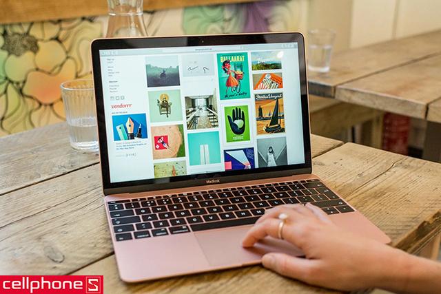 Apple MacBook 12 inch 512GB MNYJ2, năm 2017, nhập khẩu