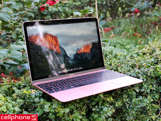 Apple MacBook 12 inch 256GB MNYM2, năm 2017, nhập khẩu