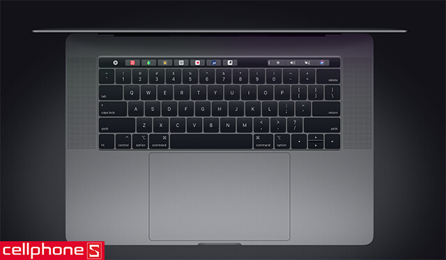 Apple MacBook Pro 15 inch Touch Bar 256GB MR932 (2018)