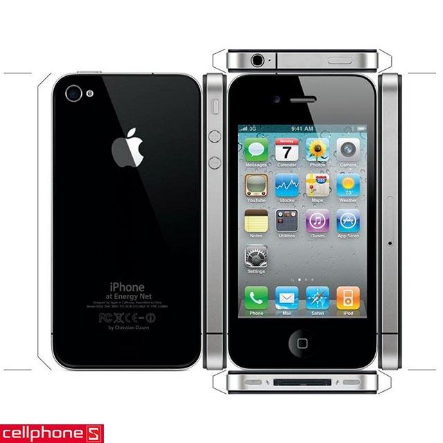 Apple iPhone 4S 16GB nhập khẩu