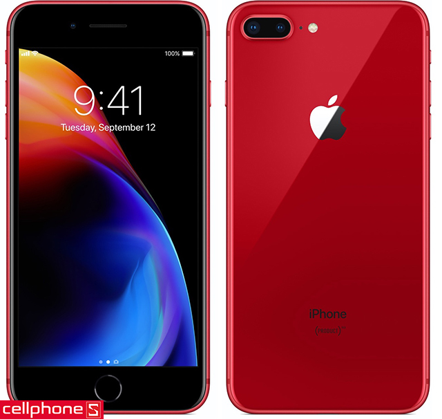 Apple iPhone 8 Plus 256GB (PRODUCT)RED Special Edition