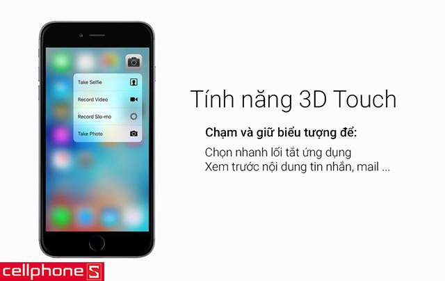 Apple iPhone 6S Plus 128GB nhập khẩu