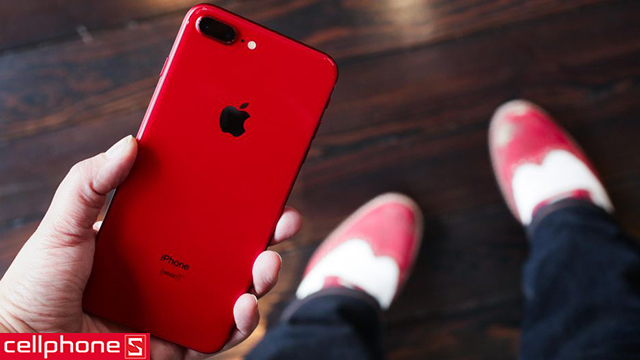 Apple iPhone 8 Plus 64GB Chính hãng (PRODUCT)RED Special Edition