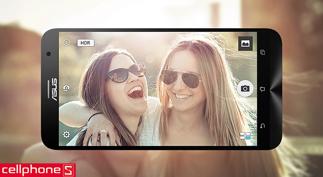 ASUS ZenFone 2 ZE551ML 16GB 2GB RAM Chính hãng
