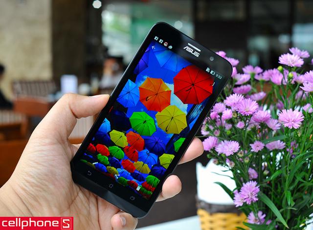 ASUS ZenFone 2 ZE551ML 2.3GHz 32GB 4GB RAM chính hãng