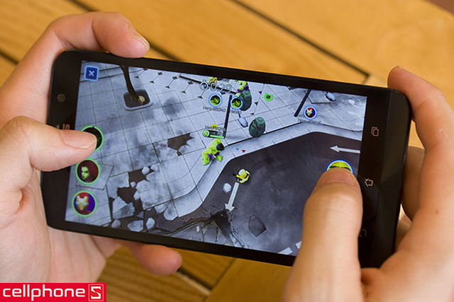 ASUS ZenFone 2 ZE551ML 2.3GHz 64GB 4GB RAM chính hãng