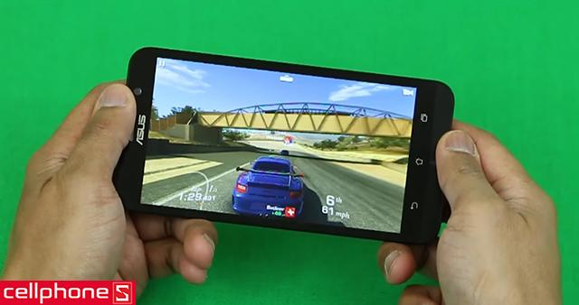 ASUS ZenFone 2 ZE551ML 32GB 4GB RAM-White