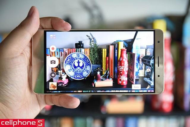 ASUS ZenFone 3 Deluxe ZS570KL 256GB 6GB RAM Chính hãng