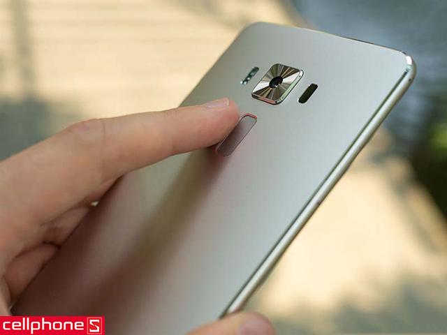 ASUS ZenFone 3 Deluxe ZS570KL 64GB 6GB RAM Chính hãng