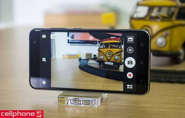ASUS ZenFone 3 ZE552KL 64GB 4GB RAM chính hãng