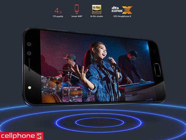 ASUS ZenFone 4 Selfie Pro ZD552KL Chính hãng