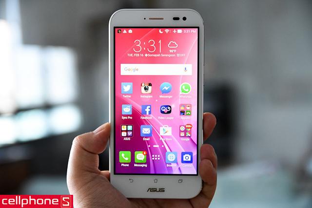 ASUS ZenFone Zoom ZX551ML Chính hãng