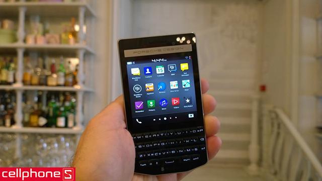 BlackBerry Porsche Design P'9983 nhập khẩu