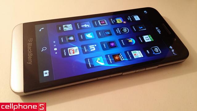 BlackBerry Z30 nhập khẩu