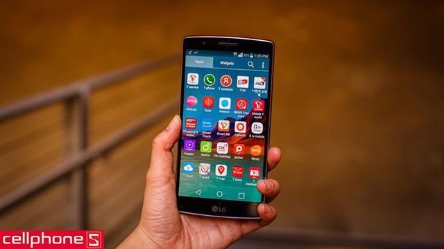 LG G Flex2 16GB nhập khẩu