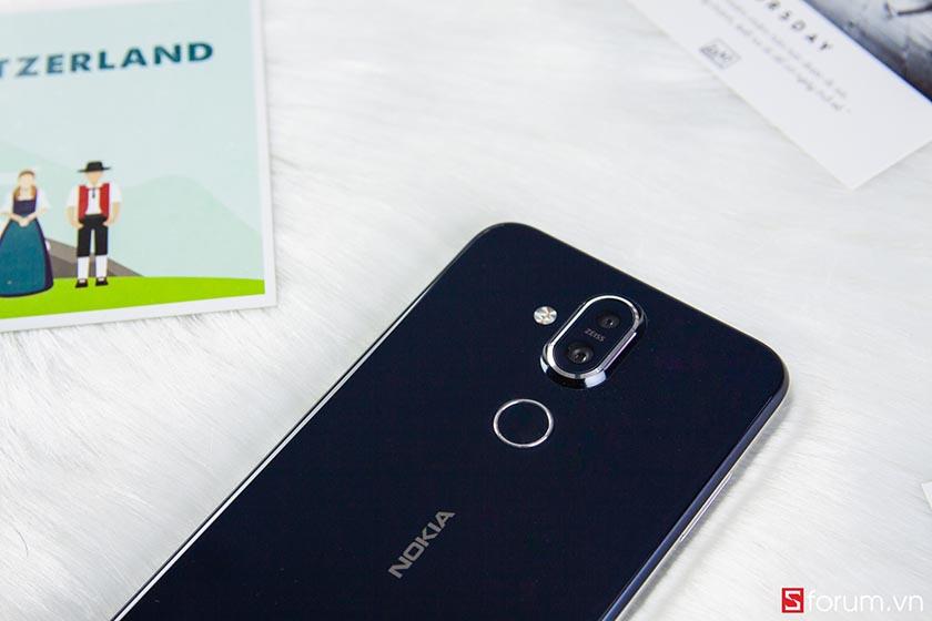Camera kép độc đáo Nokia 8.1