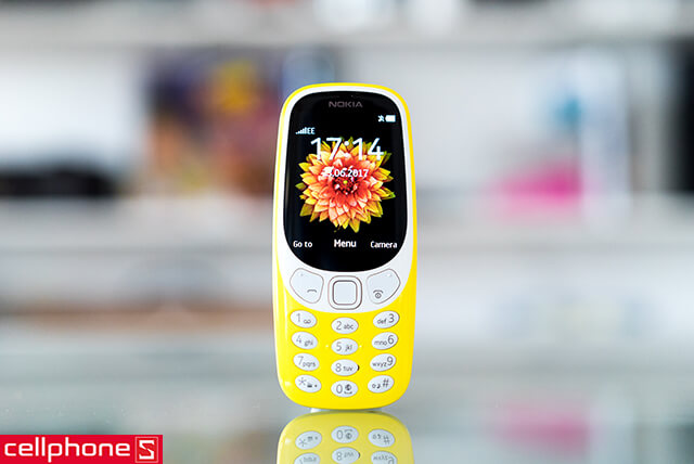 Nokia 3310 Chính hãng cũ 99%