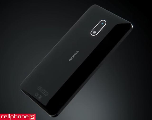 Nokia 6 Chính hãng Arte Black