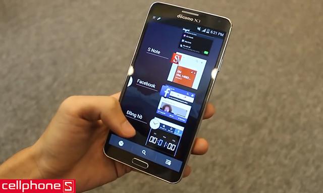 Samsung Galaxy Note 3 docomo SC-01F nhập khẩu