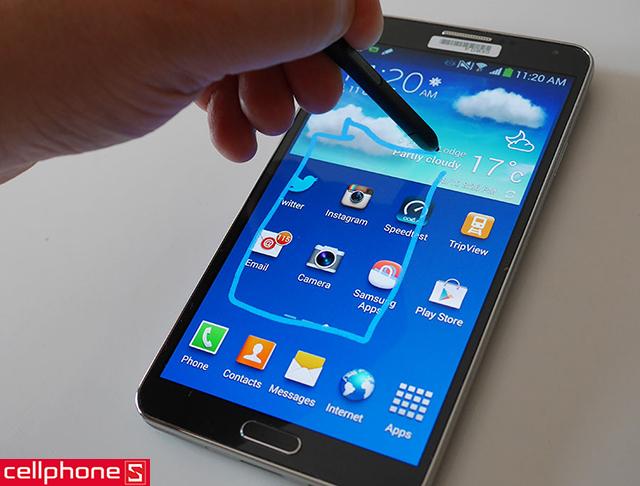 Samsung Galaxy Note 3 N9005 32GB nhập khẩu