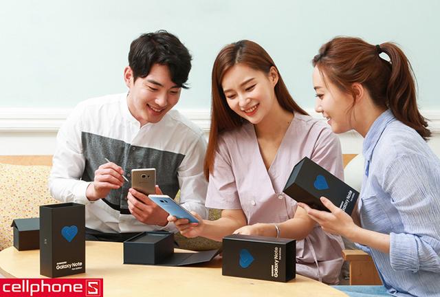 Samsung Galaxy Note 7 - Galaxy Note Fan Edition - Note FE