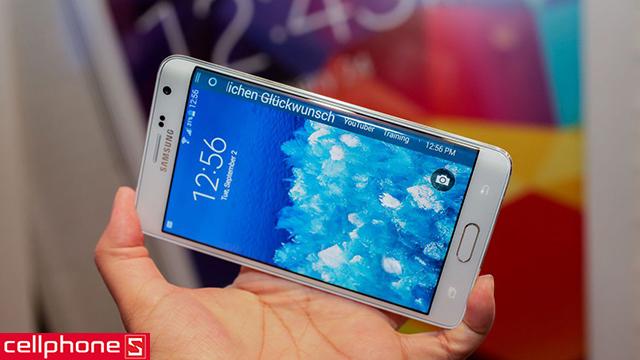 Samsung Galaxy Note Edge docomo SC-01G nhập khẩu