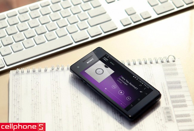 Sony Xperia V LT25i 8GB nhập khẩu