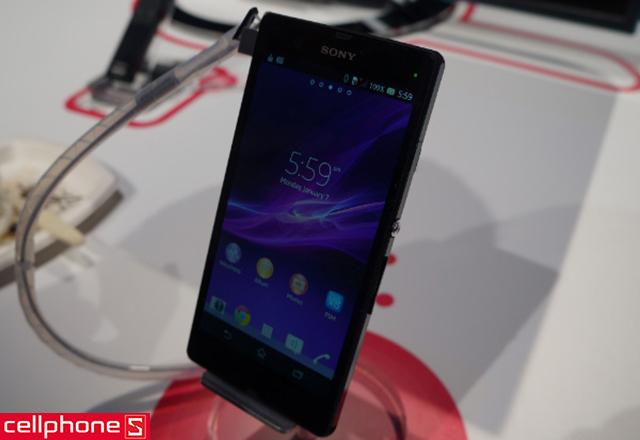 Sony Xperia Z 16GB nhập khẩu