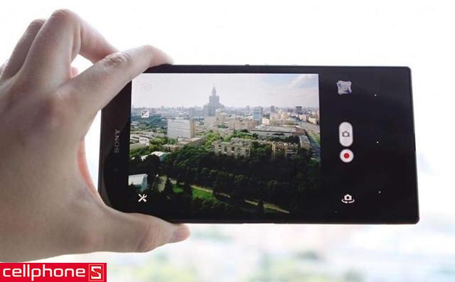 Sony Xperia Z Ultra nhập khẩu