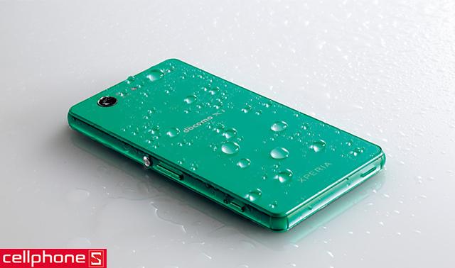 Sony Xperia Z3 Compact docomo SO-02G nhập khẩu