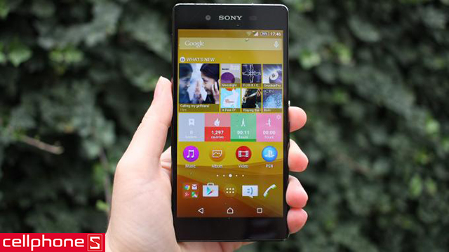 Sony Xperia Z3+ Dual nhập khẩu
