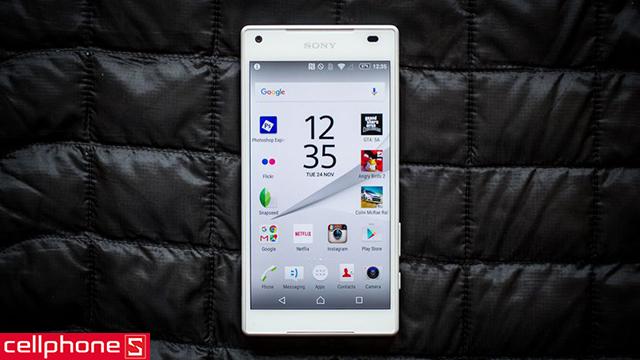 Sony Xperia Z5 Compact nhập khẩu