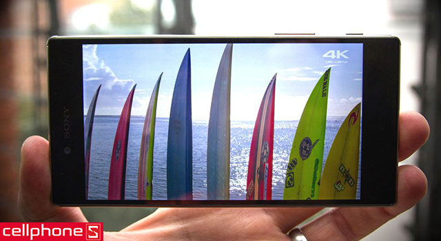 Sony Xperia Z5 Premium nhập khẩu