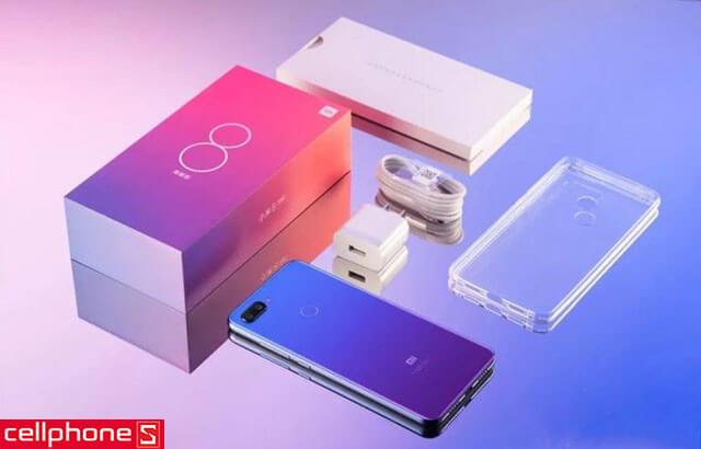 Xiaomi Mi 8 Lite Chính hãng