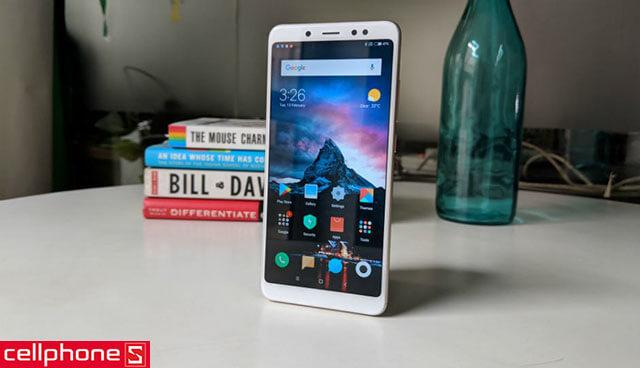 Xiaomi Redmi Note 5 64GB Chính hãng (Redmi Note 5 Pro)