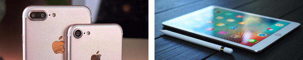 iPhone, iPad sắp về