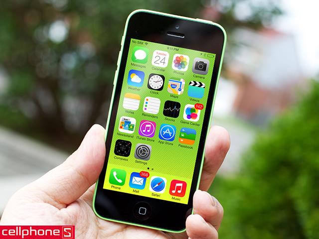 Apple iPhone 5C 16GB Lock cũ, mới 99%